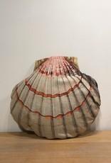 MICA Kussen in de vorm  van een SCHELP 42 x 15 x 45 cm