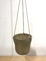 MICA Plant pot hang TAUPE