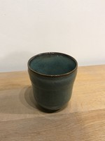 MICA Plant pot mini PETROL