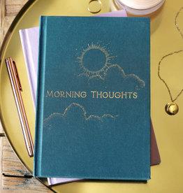 Lisa Angel Notitieboek dubbelzijdig MORNING & NIGHT notes GROEN
