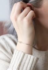 Lisa Angel Armband knoop ZILVER