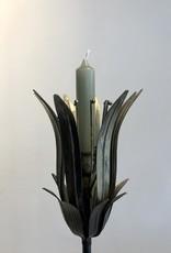Rustik Lys Pakje van 6 kaarsjes 2x12 cm Thijm