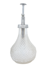 Esschert Design Plantensproeier ruitjes glas