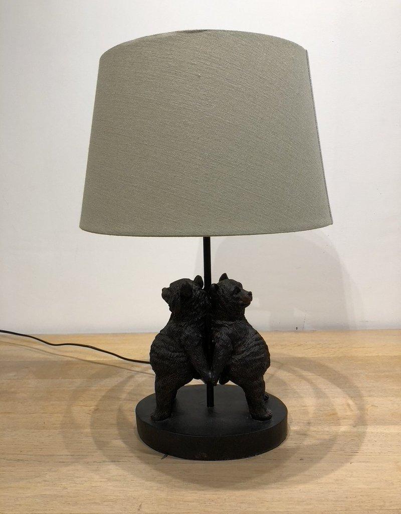 Chehoma Tafel lamp incl. kap BEER 49 cm hoog