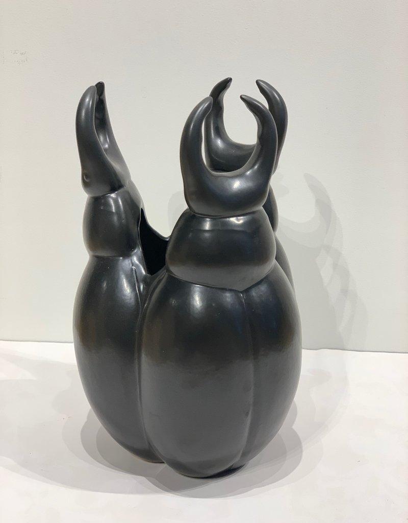 Vaas KEVER zwart L 31 cm