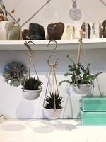 ShiShi Plant pot HANG  wit