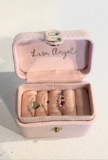Lisa Angel Ringendoosje Roze