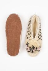 Give a pom Pantoffels SOFIA