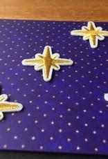 Bazartherapy Kaart met GEBORDUURDE sterren