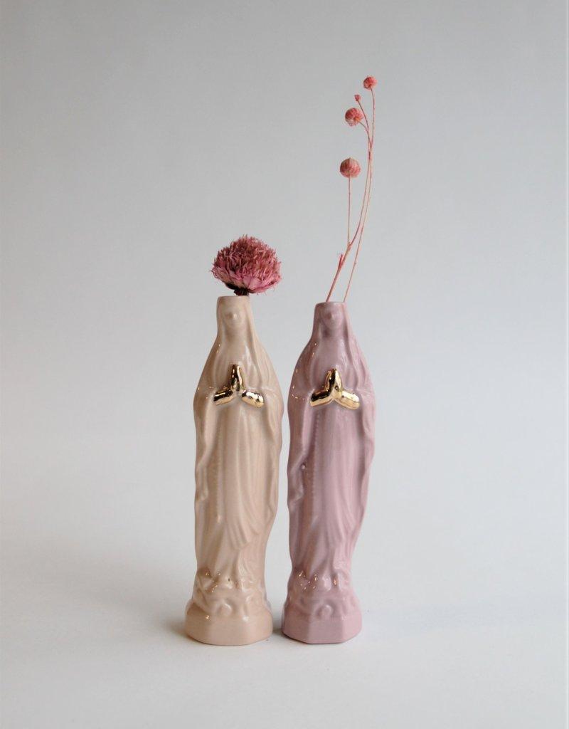Atelier SAF Vaasje MARIA roze L
