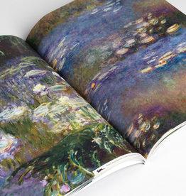 Pepin Press Boek met cadeaupapier CLAUDE MONET