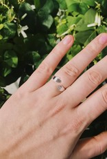 Lisa Angel Ring  'hug' handjes ZILVER