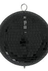 Eurolite Discobal ZWART glossy 20 CM
