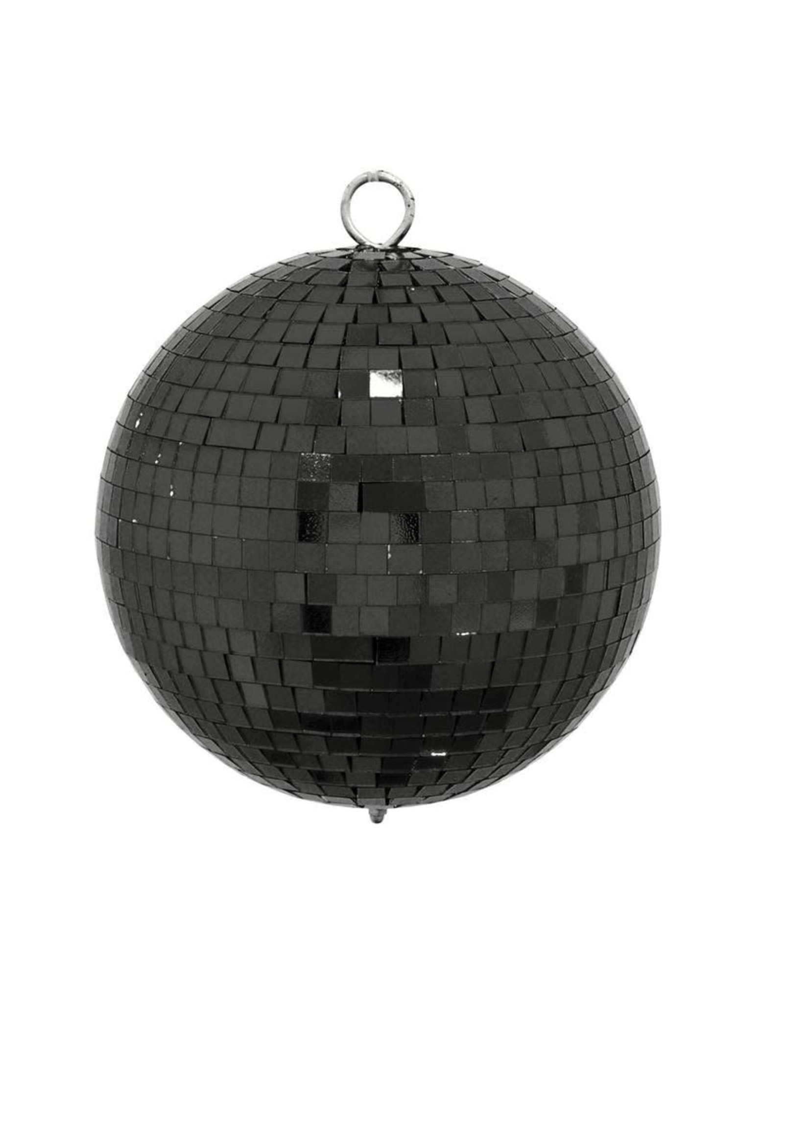 Eurolite Discobal ZWART glossy 15 cm