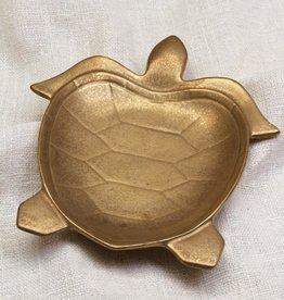 Chehoma Schaaltje SCHILDPAD goud L