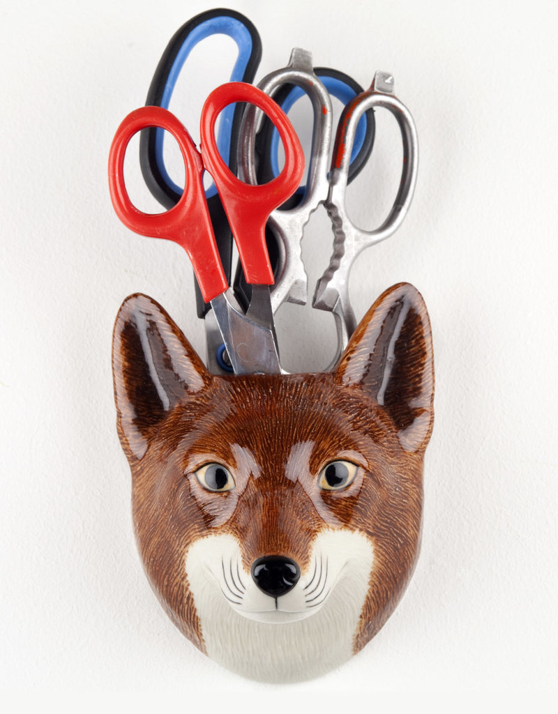 Quail Wandvaas VOS fox Small