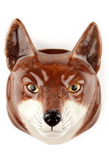 Quail Wandvaas VOS fox
