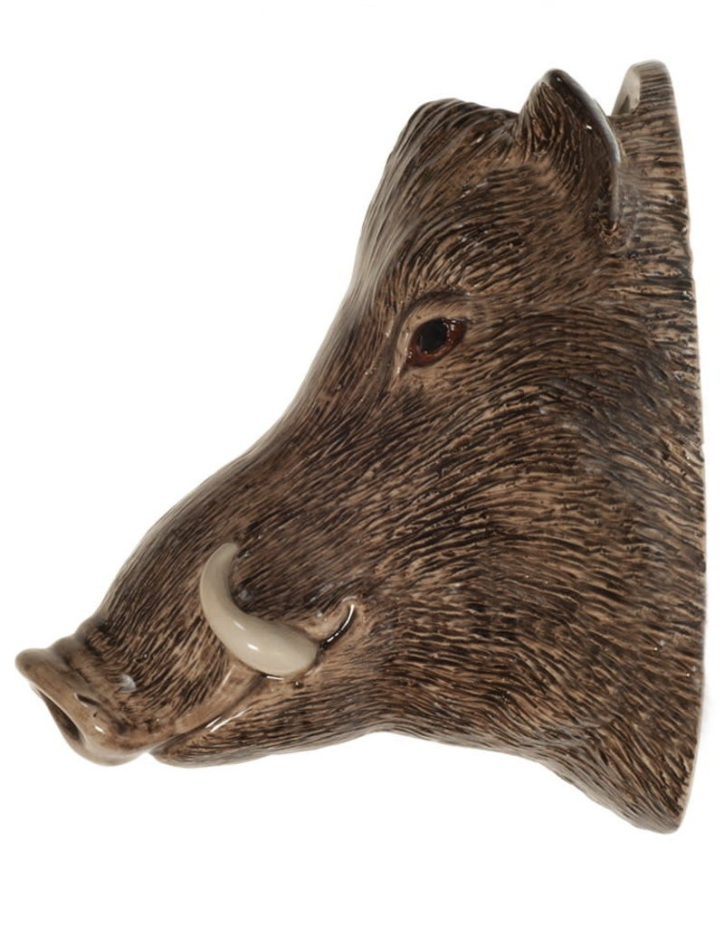 Quail Wandvaas WILD ZWIJN wild boar