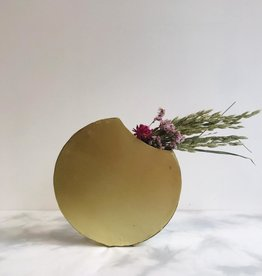 Naman Project Vaas MAAN ECLIPSE goud metaal
