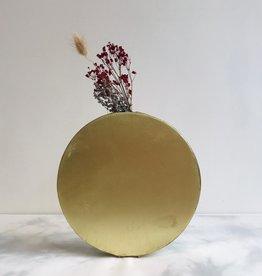 Naman Project Vaas MAAN VOL goud metaal
