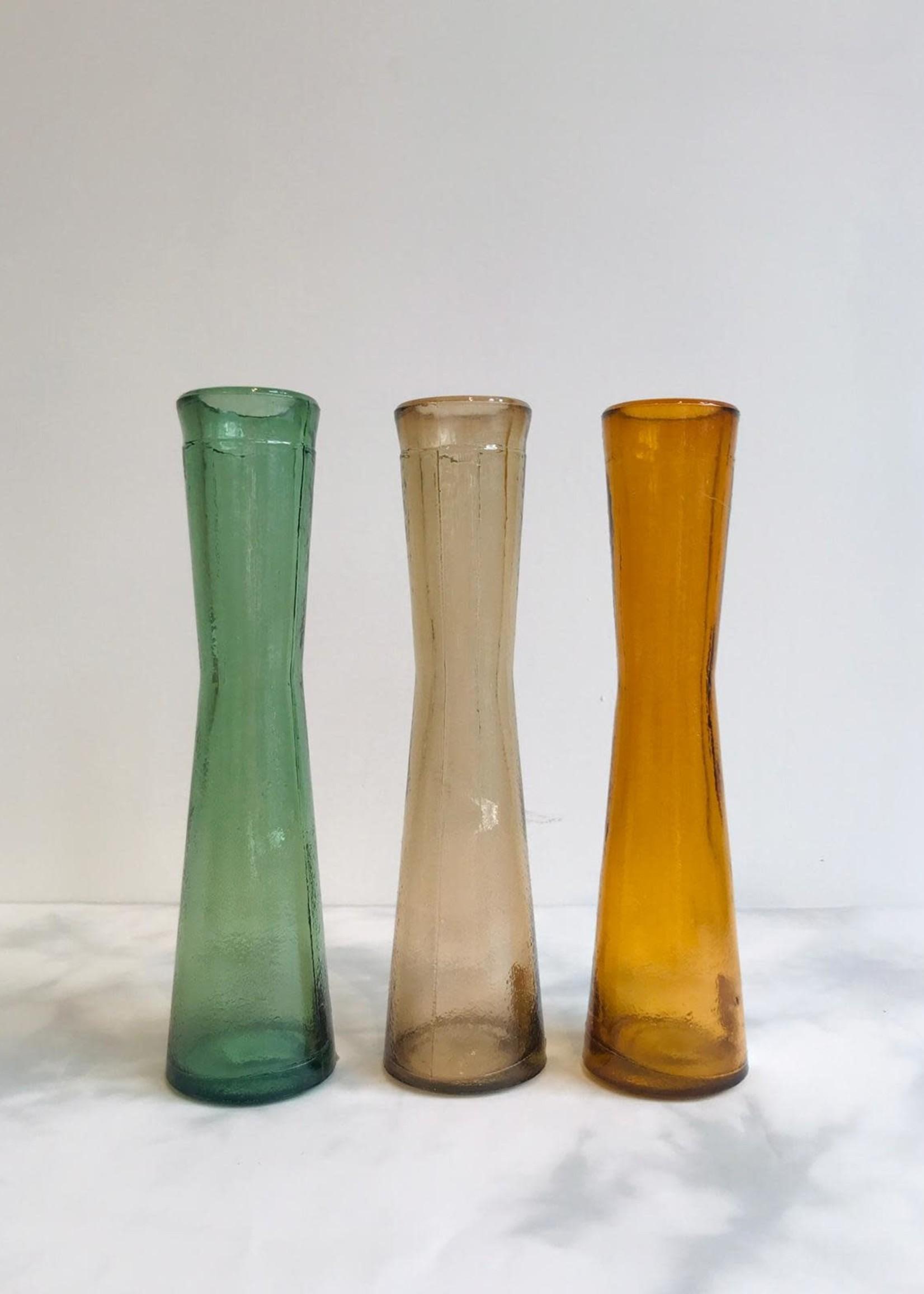 Naman Project Vaasje ORANJE gerecycled glas
