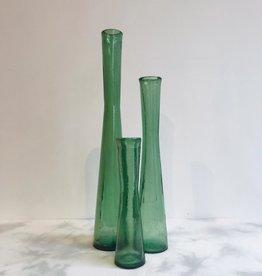 Naman Project Vaasje GROEN gerecycled glas