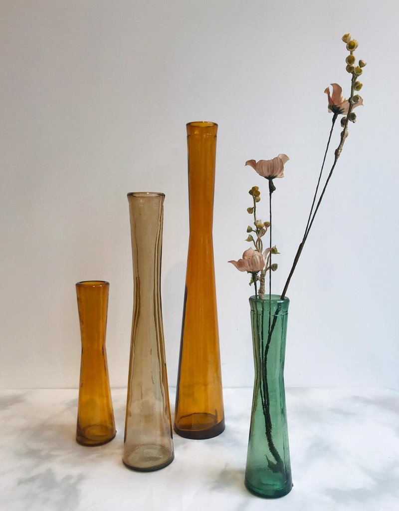 Naman Project Vaasje TAUPE gerecycled glas