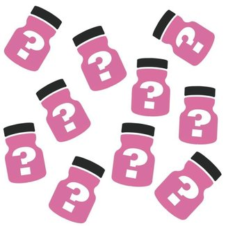 Poppers surprise package - 10 pieces