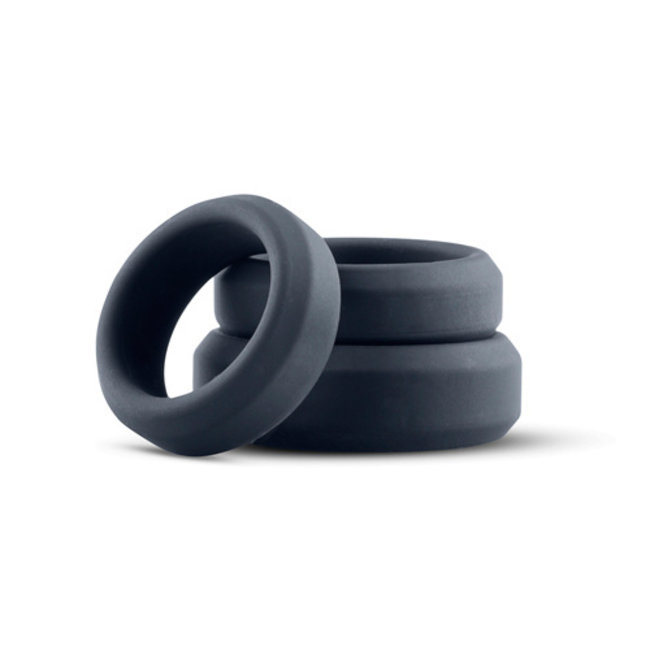 Kit Boners de 3 anneaux (anneaux plats)