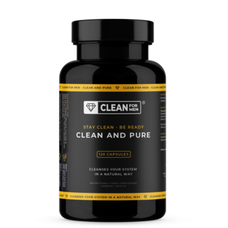 Clean for Men Clean and Pure for Men | 120 capsules