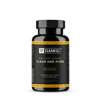 Clean for Men Clean and Pure for Men | 240 capsules