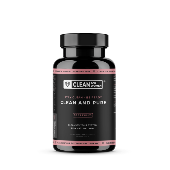 Clean and Pure for Women | 60 capsules