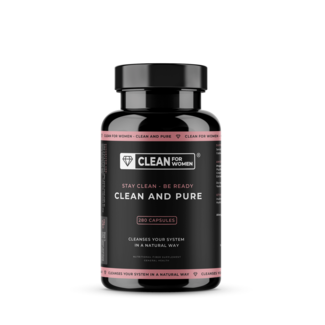 Clean for Women Clean and Pure for Women | 240 capsules