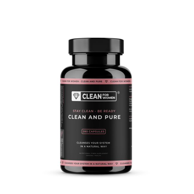 Clean and Pure for Women   240 capsules