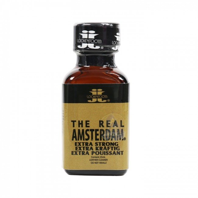 The Real Amsterdam Extra Strong Retro 25ml