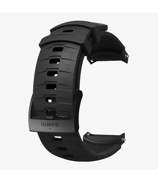 24mm Explore 3 Silicone Strap Kit D5 Stealth/Black M
