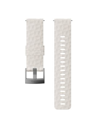 24mm Explore 1 Silicone Strap Kit D5 Sandstone/Gray M