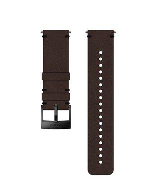 24mm Urban 2 Leather Strap Kit Brown/Black M