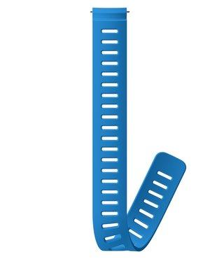 24mm Dive 1 Silicone Extension Strap D5 Blue XL