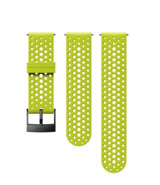 24mm Athletic 6 Loop Strap Kit D5 Lime M