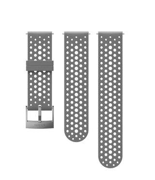 24mm Athletic 6 Loop Strap Kit D5 Black M