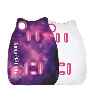 Bladder Cover White/Pink Galaxy