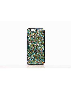 Smartphonehoesje iPhone 6s | Bling met glitters