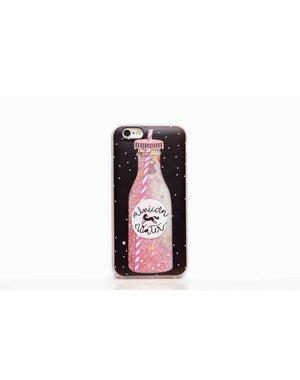 Smartphonehoesje iPhone 6s | Bewegende glitters