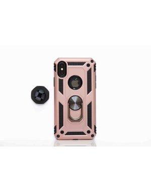 Smartphonehoesje iPhone X / XS | Shockproof (met magneet)