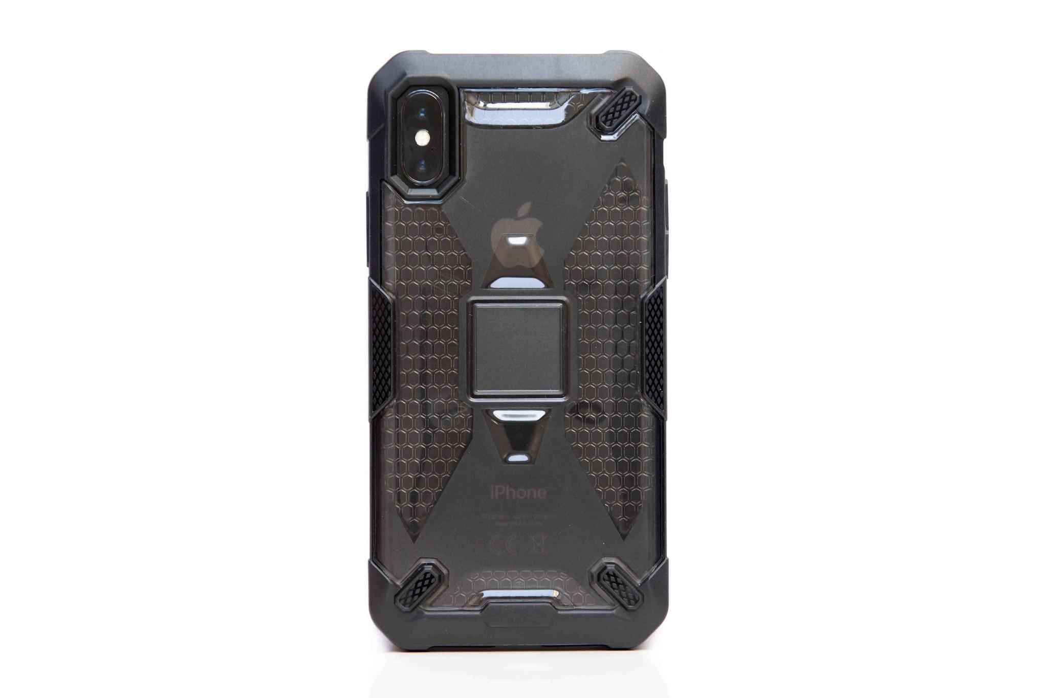 Smartphonehoesje iPhone XR | Shockproof met standaard