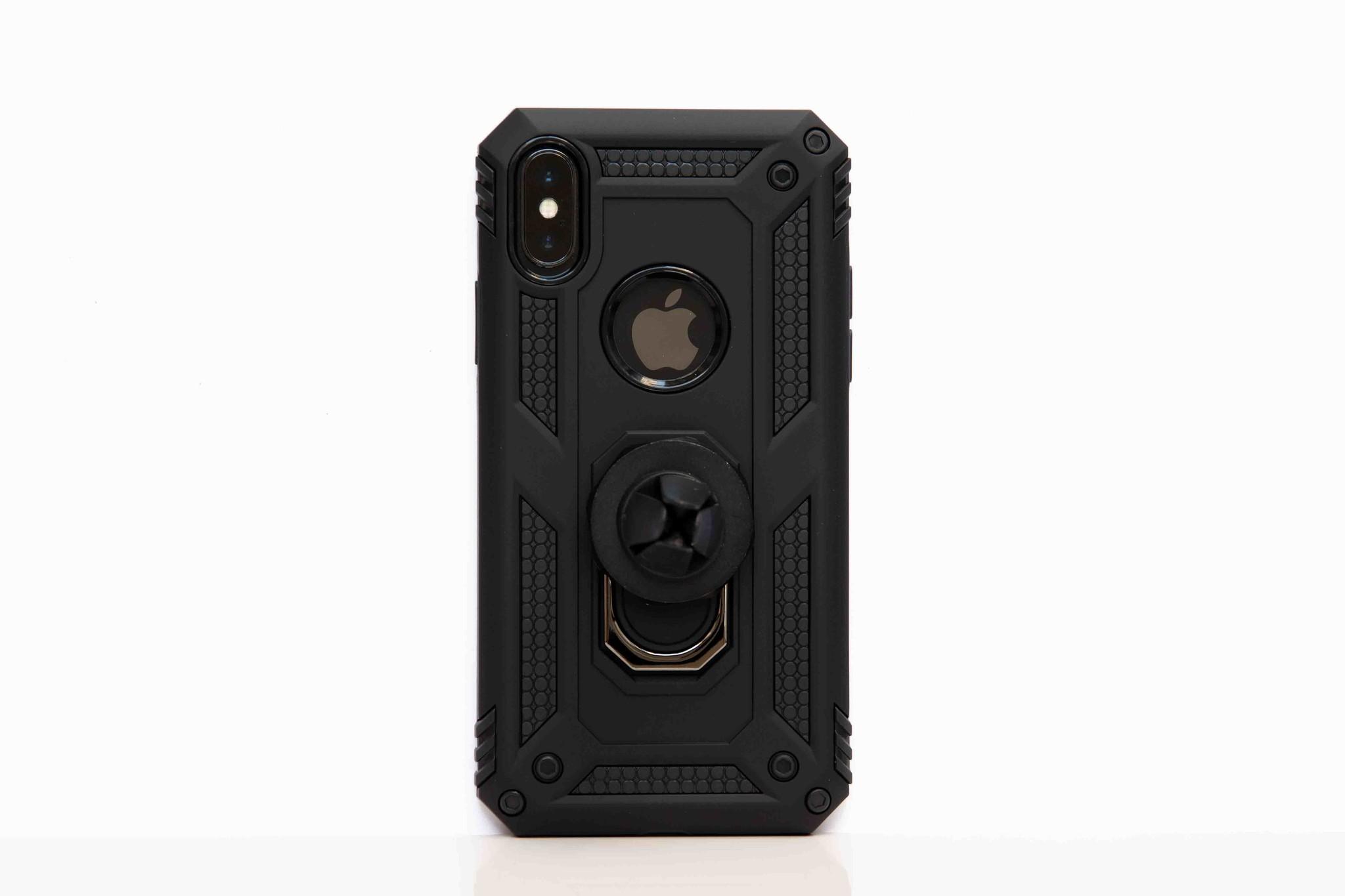 Smartphonehoesje iPhone 7 plus / 8 plus | Shockproof met magneet