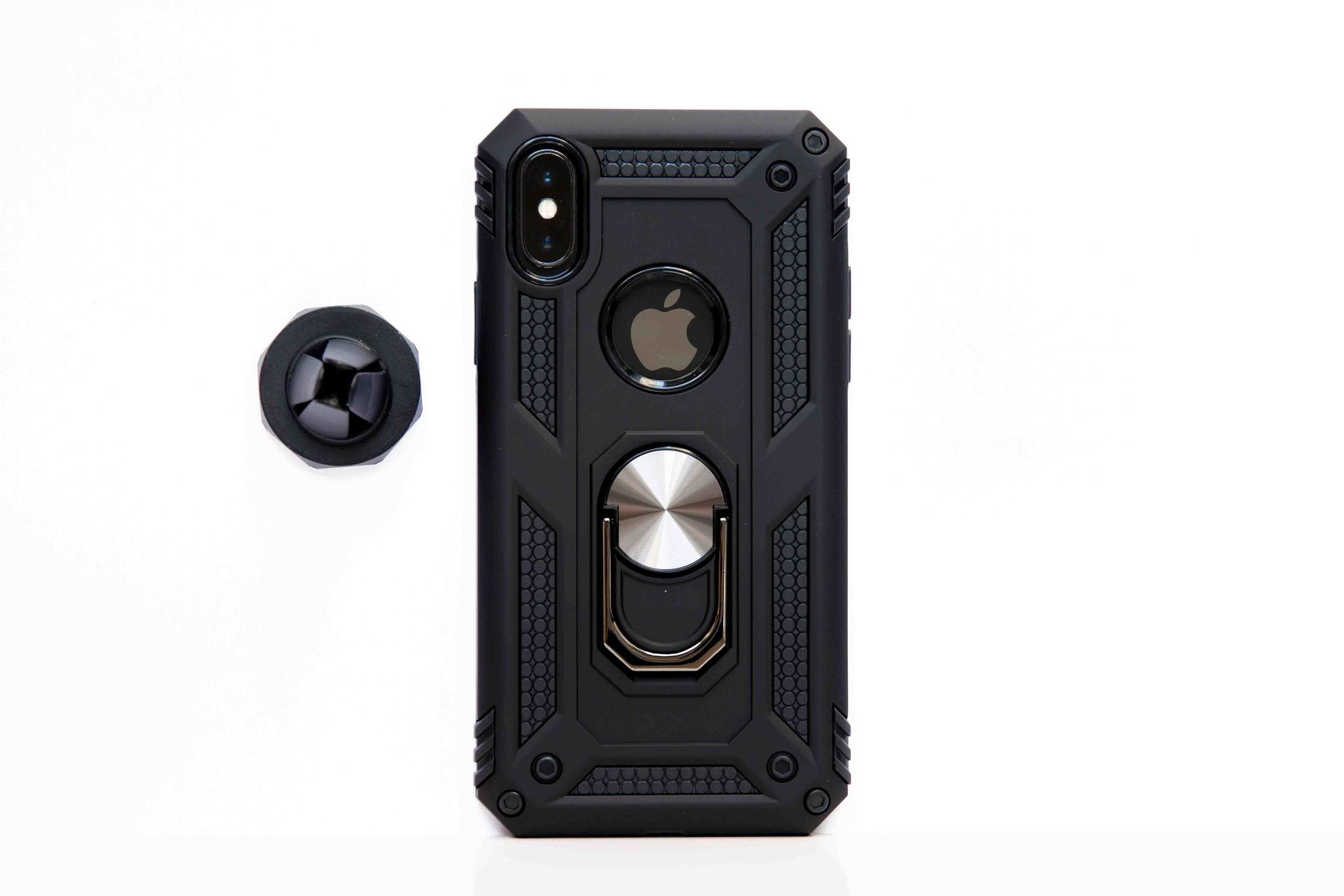 Smartphonehoesje iPhone XS Max   Shockproof met magneet
