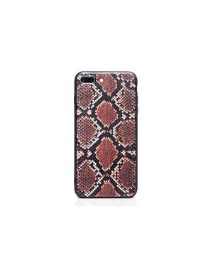 Smartphonehoesje iPhone 7 plus / 8 plus | Dierenprint slangen
