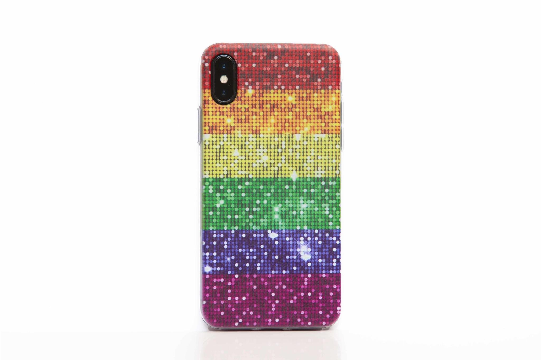 Smartphonehoesje iPhone 6 plus | Pride flag | Multicolor